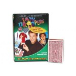 """Get Ready To Learn Magic"" 25 Tricks Jaw Droppers DVD + bridge svengali deck"