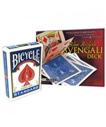 Svengali Deck in Bicycle Blue Back (QC Force)
