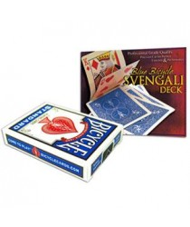 Svengali Deck in Bicycle Blue Back (AH Force)