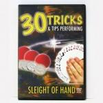 30 Tricks & Tips-SleightofHand