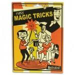 Easy Magic Tricks Book - Over 50 Tricks