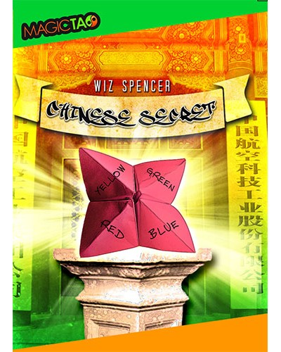 Chinese Secret by Wiz Spencer