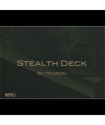 Stealth Deck (Red) by Masuda - Trick