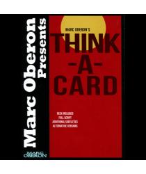 Thinka-Card by Marc Oberon - Trick