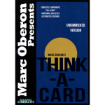 Thinka-Card (ungimmicked version) by Marc Oberon - Trick