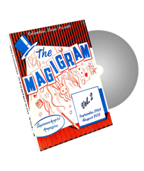 Magigram Vol.2 by Wild-Colombini Magic - DVD