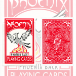 Phoenix Deck (Red) by Card-Shark - Trick