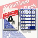 Alphatizes (Alphabet Cards) by Lee Earl