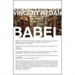 Babel Book Test (single book) 2.0 by Vincent Hedan - Trick