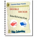 Double Decker (Spiral Bound) by Aldo Colombini - Book