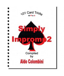 Simply Impromp2 (Spiral Bound) by Aldo Colombini