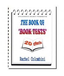 The Book Of Book Tests 2 (Spiral Bound) by Aldo Colombini - Book