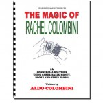 The Magic Of Rachel Colombini (Spiral Bound) by Aldo Colombini - Book