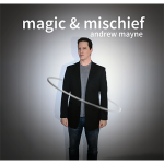 Magic and Mischief by Andrew Mayne - Book