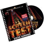 Screen Test Pocket Action Pack Edition (DVD and Gimmicks) by Steve Dimmer - DVD