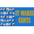 It Makes Cents by Harvey Raft - Trick