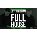 Justin Higham Full House by The Modus - DVD
