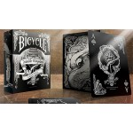 Bicycle Middle Kingdom (Black) Playing Cards