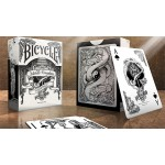 Bicycle Middle Kingdom (White) Playing Cards