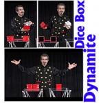 Dynamite Dice Box w/ DVD - Tora