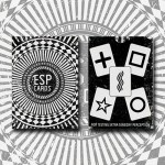 ESP Origins Deck Only (Black) by Marchand de Trucs