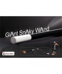 Giant Snaky Wand by Sumit Chhajer