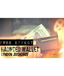 Haunted Wallet by Lyndon Jugalbot - Instant Download
