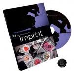 Imprint (DVD and Gimmick) by Jason Yu