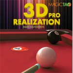 3D Realization - 8 Ball Version