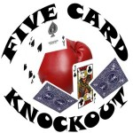 Five Card Knockout