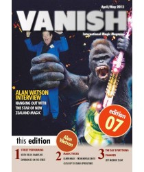 Vanish Magazine Issue 7 by Paul Romhany FREE INSTANT DOWNLOAD