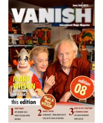 Vanish Magazine Issue 8 by Paul Romhany FREE INSTANT DOWNLOAD