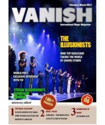 Vanish Magazine Issue 6 by Paul Romhany FREE INSTANT DOWNLOAD
