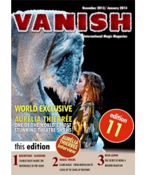 Vanish Magazine Issue 11 By Paul Romhany FREE INSTANT DOWNLOAD