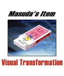 Visual Transformation by Katsuya Masuda