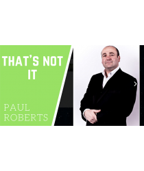 That's Not It by Paul Roberts video DOWNLOAD