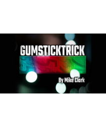 Gum Stick Trick by Mike Clark video DOWNLOAD