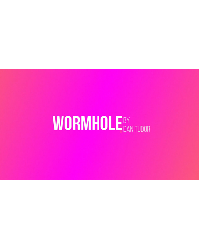 Wormhole by Dan Tudor video DOWNLOAD