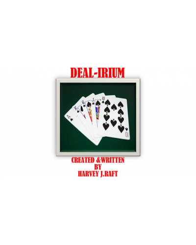 DE(A)L-IRIUM by Harvey Raft eBook DOWNLOAD