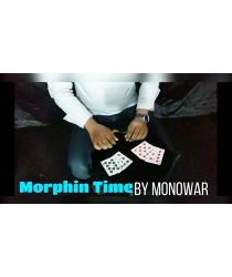 Morphin Time by Monowar video DOWNLOAD