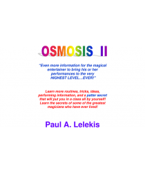 OSMOSIS II - Paul A. Lelekis Mixed Media DOWNLOAD