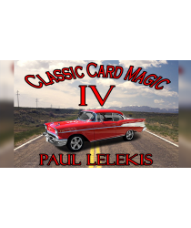 Classic Card Magic IV by Paul A. Lelekis eBook DOWNLOAD