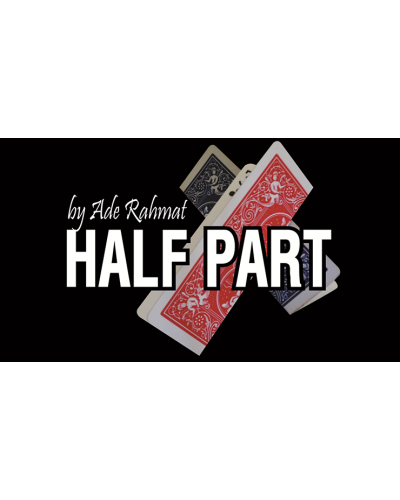 HALF PART by Ade Rahmat video DOWNLOAD