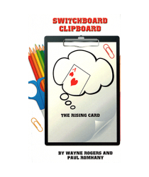 Switchboard Clipboard the Rising Card (Pro Series 10) by Paul Romhany and Wayne Rogers - eBook DOWNLOAD