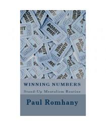 Winning Numbers (Pro Series Vol 1) by Paul Romhany - eBook DOWNLOAD