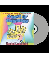 A Host of Surprises by Rachel Colombini - DVD