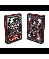 Bicycle Vintage Vampires Playing Card