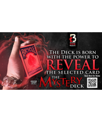 Mystery Deck by Taiwan Ben - Trick