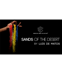 Professional Sands of Desert by Luis de Matos - Trick