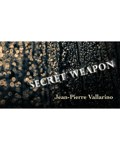 The Secret Weapon by Jean-Pierre Vallarino - Trick
